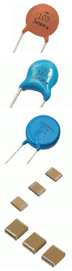 Suntan Ceramic Capacitors